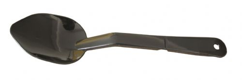Deli Black Serving Spoon - 11in